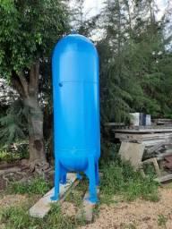 Reservatório de ar comprimido, Pulmão de ar.