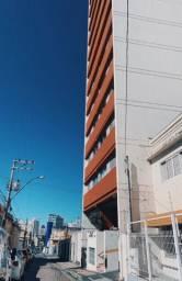 Apt. em Campinas, um dorm. c/ garagem. Próx. Hospital Vera Cruz
