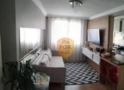 Apartamento com 2 dormitórios à venda, 54 m² por R$ 243.000 - Pinheirinho - Curitiba/PR