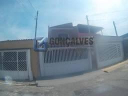 Casa à venda com 3 dormitórios em Jardim belita, Sao bernardo do campo cod:1030-1-121609