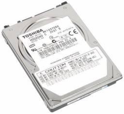 HD 160gb 2,5 pol. de notebook