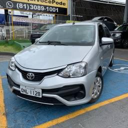 Toyota Etios Sedan 1.5 da