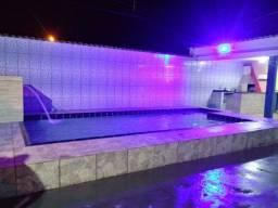Casa com piscina para fins de semana e Natal disponivel