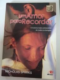 Livro e Dvd: Um amor para recordar