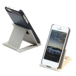 Mini Suporte Universal Dobrável portátil Foldstand para iPhone Smartphone iPad Tablet Pc