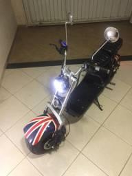 Scooter Elétrica (preço para vender logo)