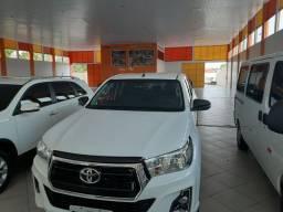 Toyota Hilux CD SR