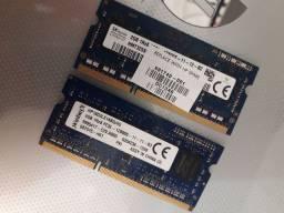 Memória Notebook HP PC 3I 12800ddr3l