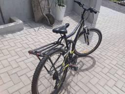 Bicicleta Caloi Andes, Aro 26 em bom estado