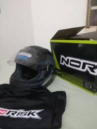 Capacete Norisk FF 391 Squalo