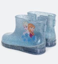 Bota Frozen com Led