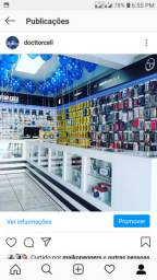 Vendo loja completa com ponto