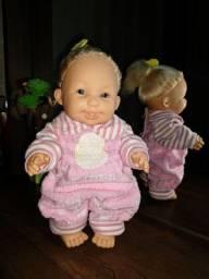 Boneca bebê 20 cm 1
