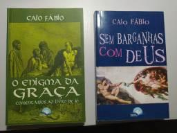 Kit 2 Livros - Caio Fábio