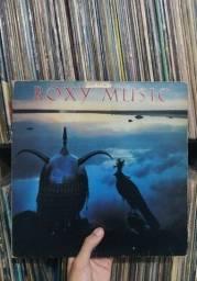"LP Disco de vinil Roxy Music ""Avalon"""