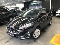 Ford New Fiesta 2018 única dona impecável !!!!