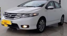 Título do anúncio: Honda city ex top 2014 51mil
