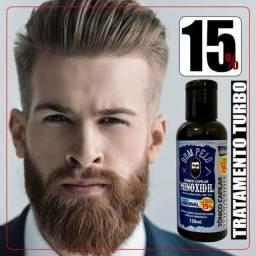 MINOXIDIL revendedor autorizado Dom Pelo. Barba, cabelo e sobrancelhas.