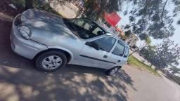 Título do anúncio: Corsa 1.0 4p gasolina alarme/hidraulico