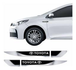 Título do anúncio: Aplique Adesivo Toyota Corolla 2015 - 2019 Lateral