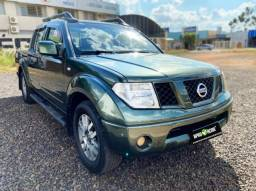 Nissan frontier 2012 2.5 se attack 4x2 cd turbo eletronic diesel 4p manual