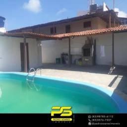 Casa com 3 dormitórios para alugar, 300 m² por R$ 4.000/temporada - Jacumã - Conde/PB