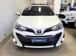 Título do anúncio: Yaris sedan XLS Perolizado com Teto Solar (Raridade)
