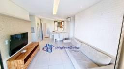 Título do anúncio: Apartamento para venda no Mandara Kauai Porto das dunas vista mar e mobiliado