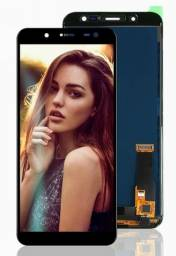 Tela Samsung J6 plus