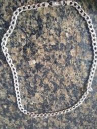 Vendo 2 cordão de prata