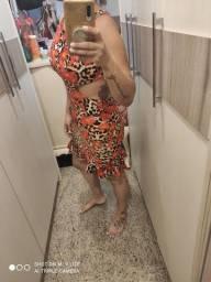 Vestido Maria gueixa