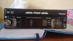 dvd positron SP6110AV 4 saídas de áudio