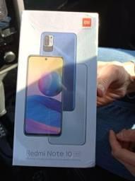 Título do anúncio: Redmi Note 10 5G 4Gb 128Gb Smartphone Top