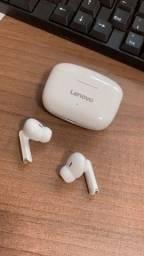 Fone Lenovo  Earbuds - Via bluetooth - Pronta Entrega