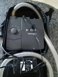 CPAP REMStar Pro com C-Flex com umidificador é um aparelho Philips Respironics MSeries,