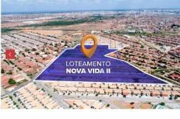 Título do anúncio: O loteamento Nova Vida 2 é um empreendimento imobiliário lançado em 2015,