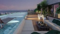 Título do anúncio: 3 quartos a 300 metros do mar em mega estrutura no jardim Oceania