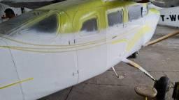 Título do anúncio: Vendo Cessna 206H