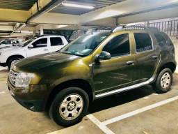 Duster Expression 1.6 manual 2013  Oferta do Dia R$33.992,00