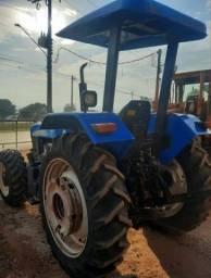 Título do anúncio: Trator Agrícola New Holland 7630 4x4 Ano 2011