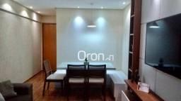 Título do anúncio: Apartamento com 3 dormitórios à venda, 81 m² por R$ 437.000,00 - Parque Amazônia - Goiânia