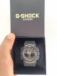 Relógio Casio G-Shock GA-100 (A prova d'água)