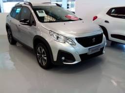 PEUGEOT 2008 ALLURE PACK 1.6 16V AT6 Prata 2019/2020
