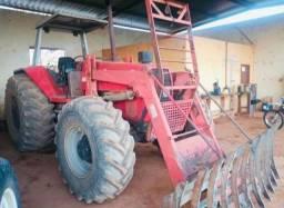 Título do anúncio: Trator Agrícola Massey Ferguson 680 Ano 2008