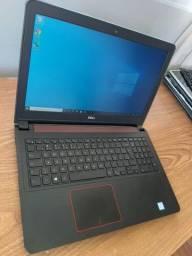 Notebook Dell Gamer para jogos, edição de vídeos e programas de arquitetura e engenharia