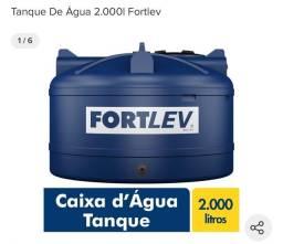 Caixa d?água - Tanque 2000 L