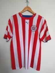 Camisa Puma Paraguai home 2006
