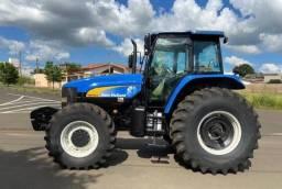 Título do anúncio: Trator New Holland TM 7020