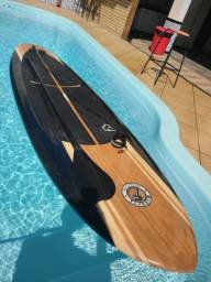 Stand up paddle 10' Marreta semi-novo. Kit completo.