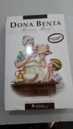 Livro Dona Benta - Comer bem